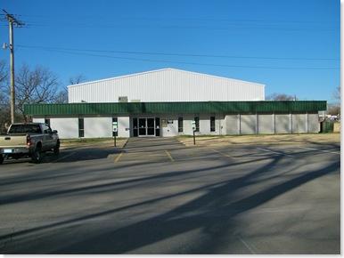 Walter Johnson Park Coffeyville Rec Center