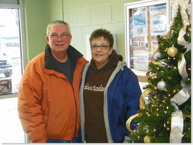 Bob & Mary Lukkes, Kansas