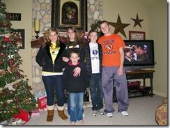 Madison, Kristina, Logan, Taylor, Dillon