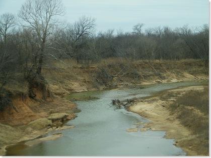 I-35 Oklahoma going south