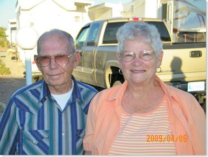 Walter and Leona Mahoney leave tomorrow to go home to Iowa