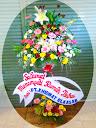 toko bunga Jakarta Standing Flowers