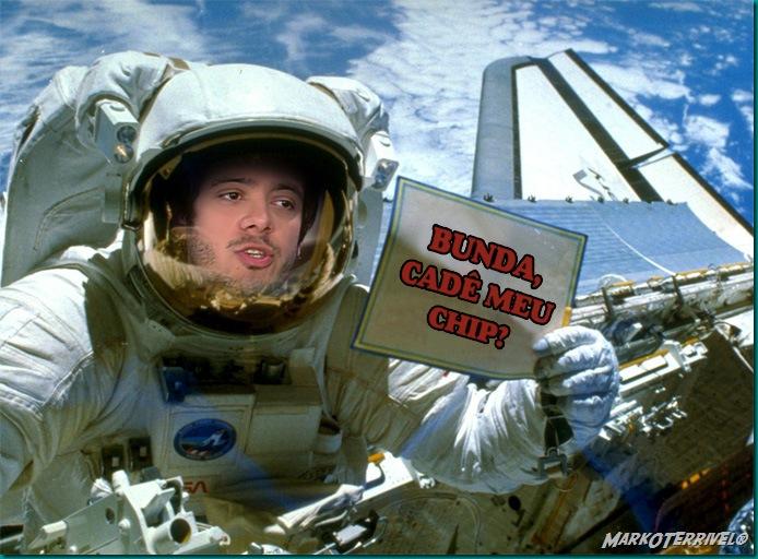 Max Rumo à Lua