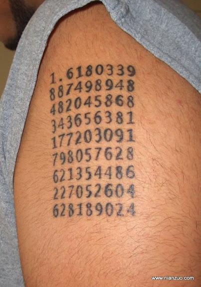 科学纹身 这是?
