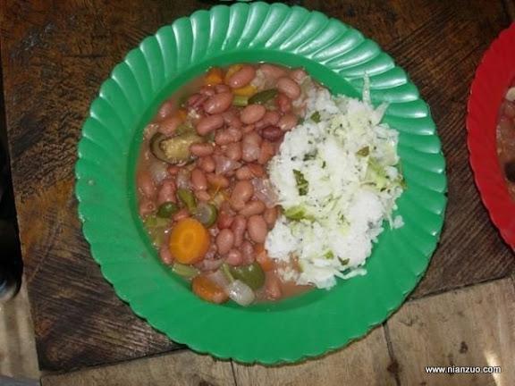 世界各国的校餐 马拉维