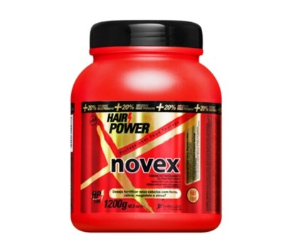 novex hair power