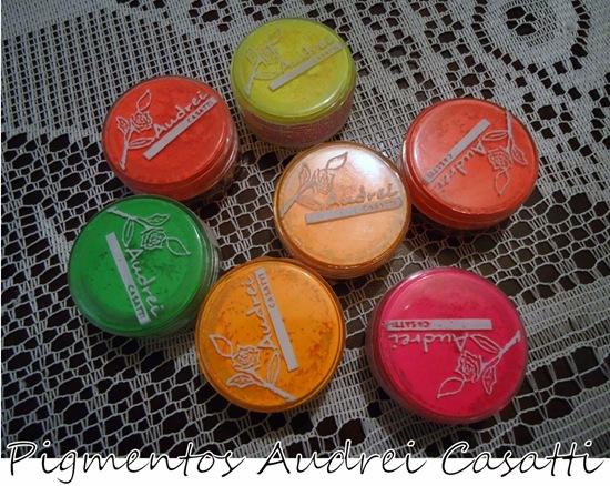 Pigmentos Audrei