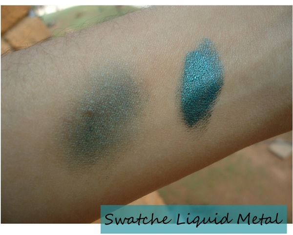 Liquid Metal Stoic - Swatche