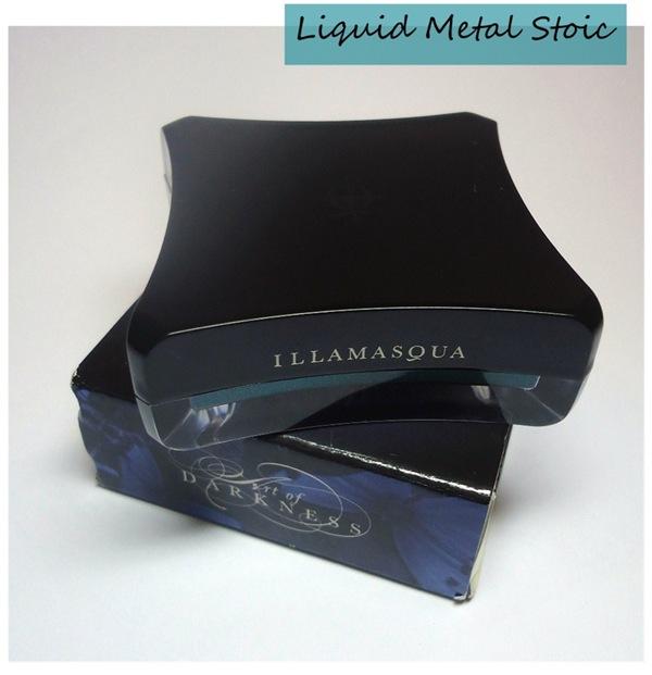 Illamasqua Liquid Metal Stoic