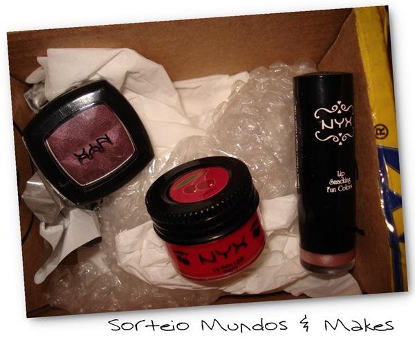 Sorteio Mundos & Makes