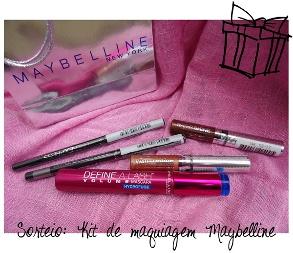 Kit de Maquiagem Maybelline