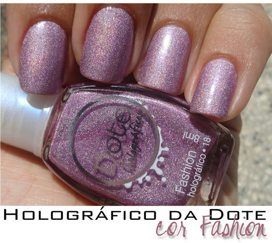 Dote Fashion Holografico
