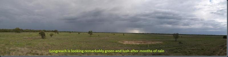 Longreach Landscape cut