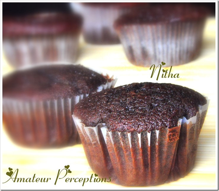 Choco Cup Cakes 1