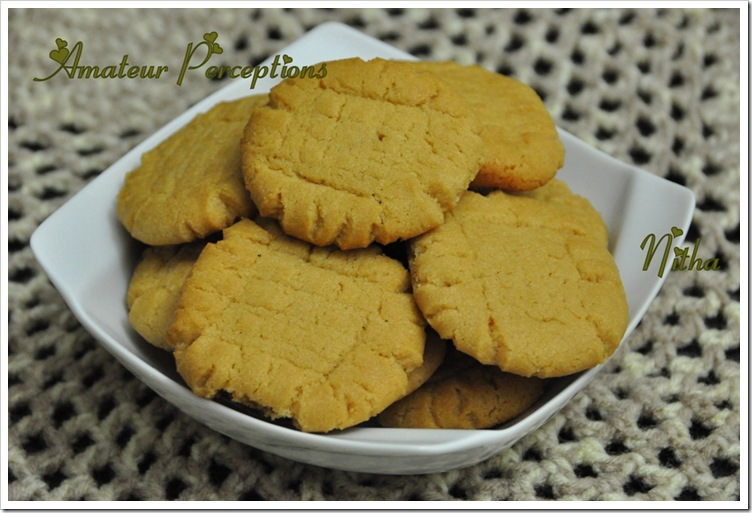 Peanut Butter Cookies 7