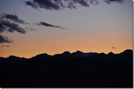 il sole cala al Renon. Per quanto ancora?