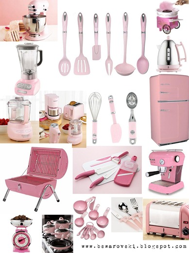 pink-kitchenware