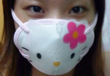 Hello kitty mask