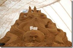 6.Seni Rupa Seni Ukir Pasir Yang Menakjubkan