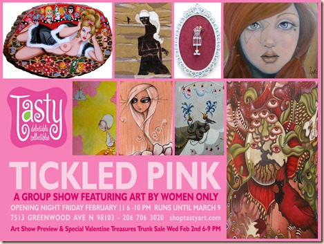 2011 Tickled Pink Layout