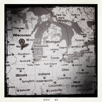 Where Wisconsin Is&#8230;