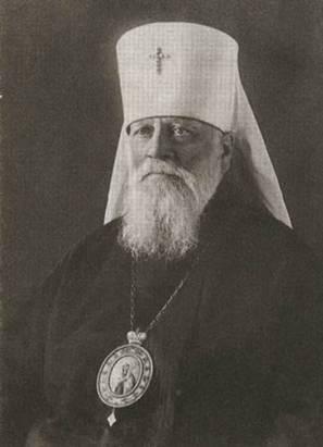 Митрополит Серафим (Чичагов)