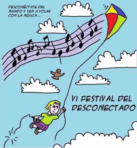 VI Festival del Desconectado en la Universidad Nacional de Colombia