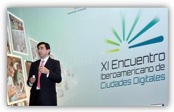 Encuentro Iberoamericano de Ciudades Digitales