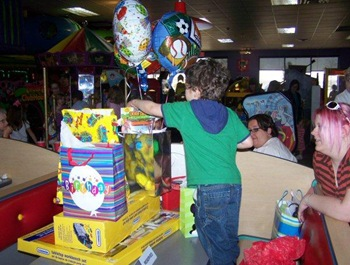 Noah 5th birthday