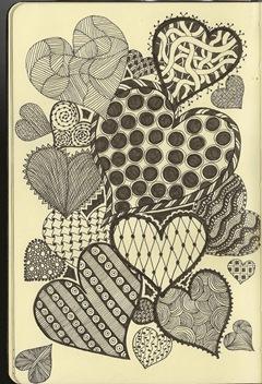 Hearts Aflutter