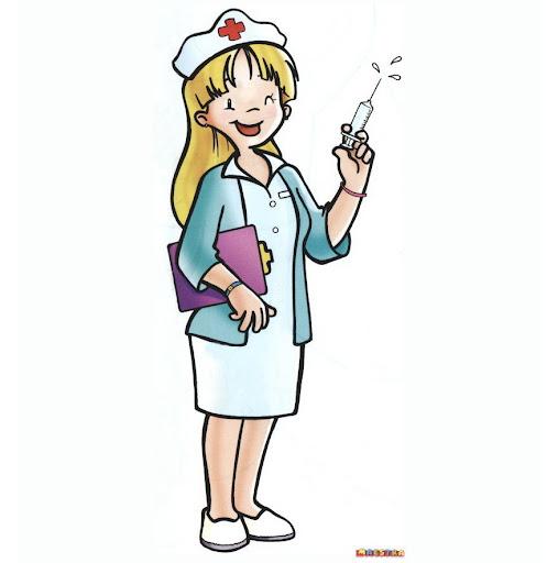 Dibujos de enfermeras infantiles - Imagui