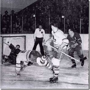 Barilkos Goal In The Stanley Cup Finals April 21 1951
