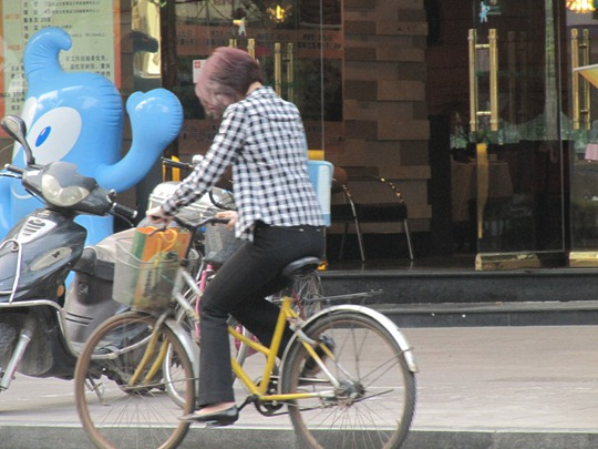 Shanghai Cycle Chic