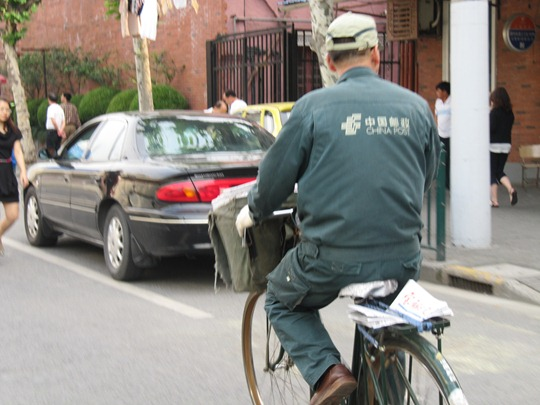 Bicycles in China