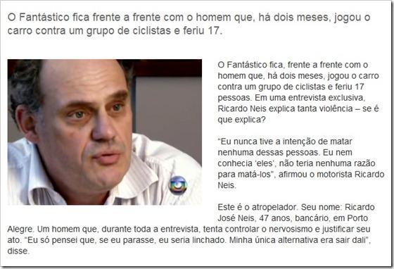 Ricardo Neis Interview - Critical Mass Brazil