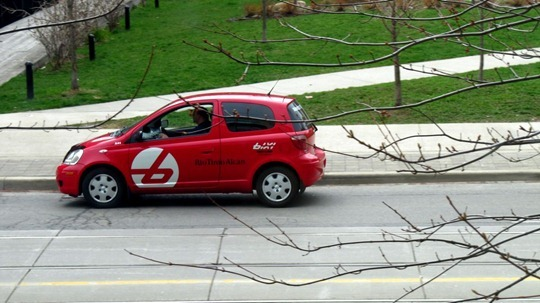 Toronto BIXI technical services