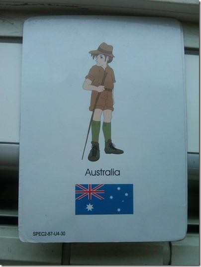 2010.11.22 - English Cards Australia
