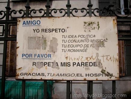 Tu amigo el hospital
