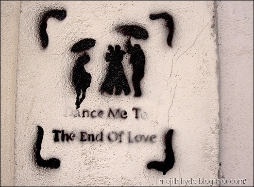 To The End Of Love