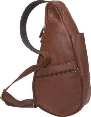 Healthy Back Bag Ameribag Leder Extra Small Armani Umh