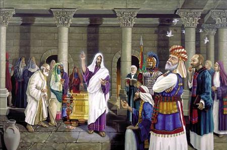 kas ir grēks pret Svēto Garu