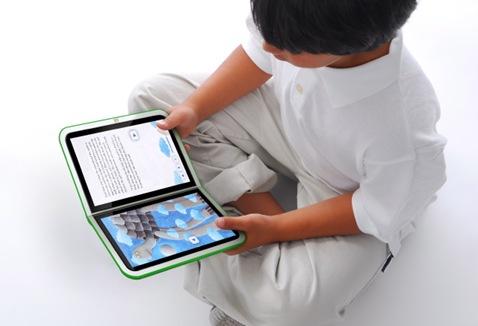Criança com E-Books - Os infoprodutos mais lucrativos