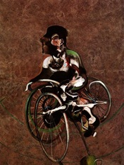 Francis-Bacon-portrait-of-george-dyer-riding-a-bicycle-1966