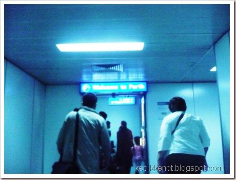 Perth Airport 2