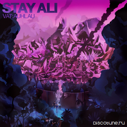 Stay Ali - VatAuhlau - Cover