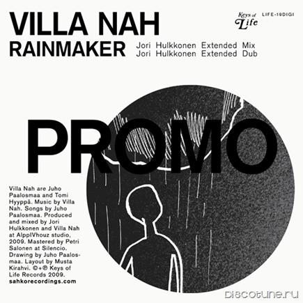 VillaNah - Rainmaker