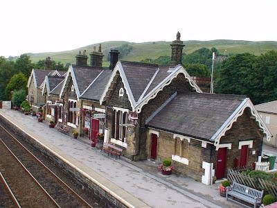 York Settle Station
