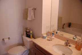 Chicago Vacation Rental - Master Bathroom