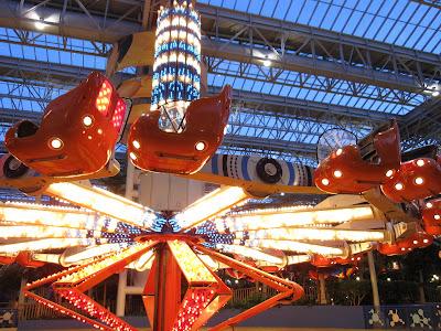 Mall of America - Nickelodeon Universe