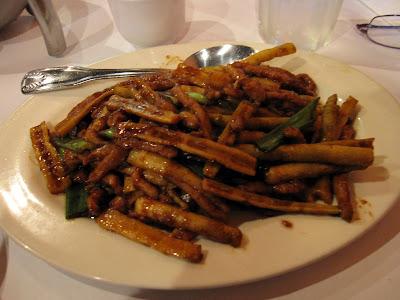 pork and bamboo shoots, little szechuan